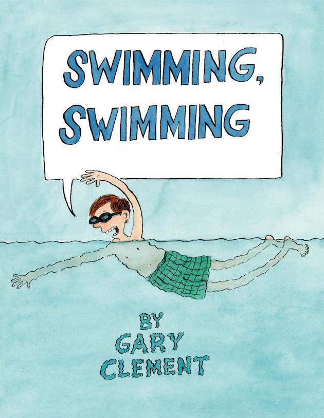 Book Cover Swimming Swimming