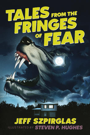Book Cover Tales From the Fringes of Fear