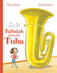 Book Cover Tallulah Plays the Tuba