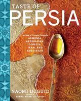 Book Cover Taste of Persia
