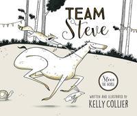 Book Cover Team Steve