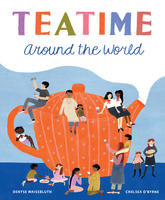 Book Cover Teatime Around the World