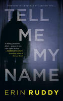 Book Cover Tell me My Name