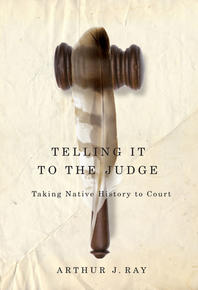 Book Cover Telling It to the Judge