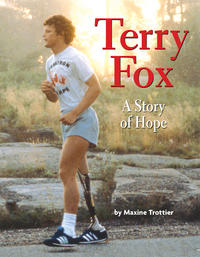 Book Cover Terry Fox A Story of Hope