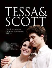 Book Cover Tessa and Scott