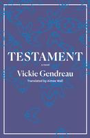 Book Cover Testament