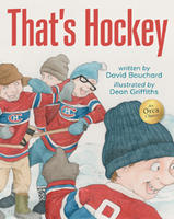 Book Cover That's Hockey