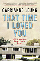 Book Cover That Time I Loved You