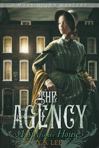 Book Cover the Agency 1 Spy in the House
