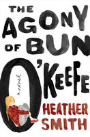 Book Cover the Agony of Bun OKeefe