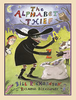 Book Cover The Alphabet Thief