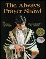 Book Cover The Always Prayer Shawl