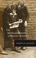 Book Cover The Apprenticeship of Duddy Kravitz