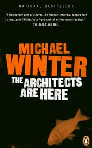 Book Cover The Architects Are HEre