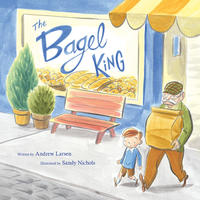 Book Cover The Bagel King