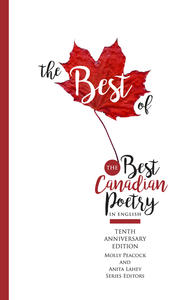 Book Cover The Best of the Best Canadian Poetry
