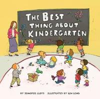 Book Cover The Best Thing About Kindergarten