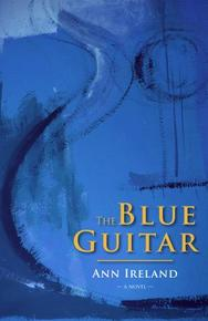 Book Cover the Blue Guitar