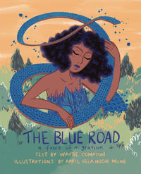 Book Cover The Blue Road