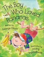 Book Cover The Boy Who Loves Bananas