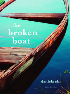 Book Cover The Broken Boat