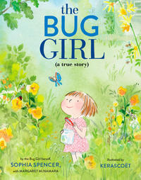 Book Cover The Bug Girl