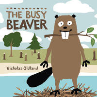 Book Cover The Busy Beaver