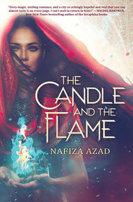 Book Cover The Candle and the Flame