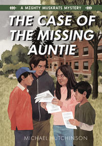 Book Cover The Case of the Missing Auntie