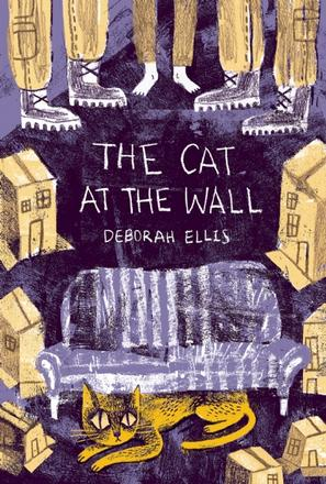 Book Cover The Cat at the Wall