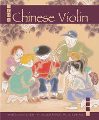 Book Cover The Chinese Violin