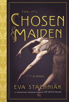 Book Cover the chosen maiden
