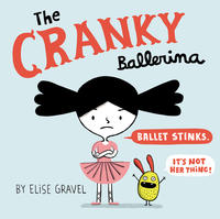 Book Cover The Cranky Ballerina