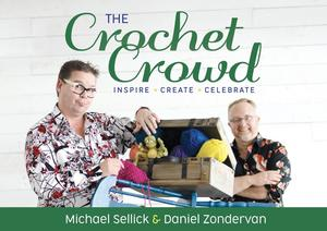 Book Cover the Crochet Crowd