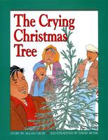 Book Cover The Crying Christmas Tree