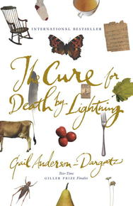Book Cover The Cure for Death by Lightnining