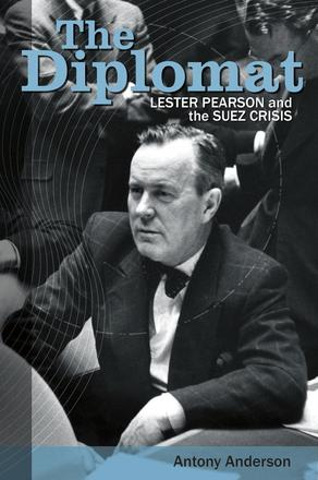 Book Cover the Diplomat