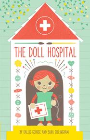 Book COver The Doll Hospital