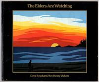 Book Cover the Elders are Watching