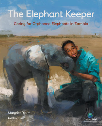 Book Cover The Elephant Keeper