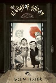 Book Cover the Elevator Ghost