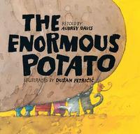 Book Cover the Enormous Potato