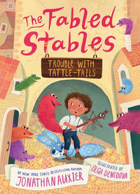 Book Cover the Fabled Stables
