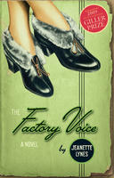 Book Cover The Factory Voice