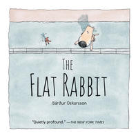 Book Cover The Flat Rabbit
