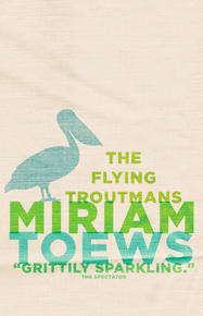 Book Cover the Flying Troutmans