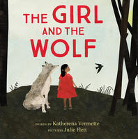 Book Cover The Girl and the Wolf