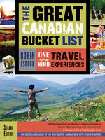 Book Cover The Great Canadian Bucket List