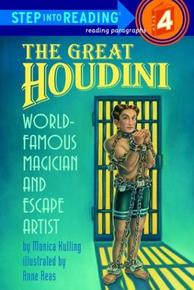 Book Cover the Great Houdini